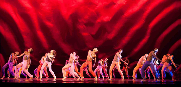 Alvin Ailey American Dance Theater, Sadler's Wells