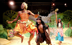 Anansi - An African Fairy Tale