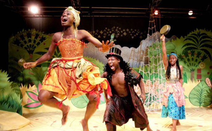 Anansi - An African Fairy Tale, Southwark Playhouse