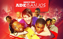 Meet the Adebanjo's Live, Hackney Empire