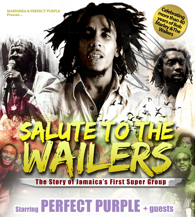 Salute to the Wailers, Hammersmith Apollo