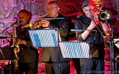 Richard Blackwood and the Soul Caribbean Big Band