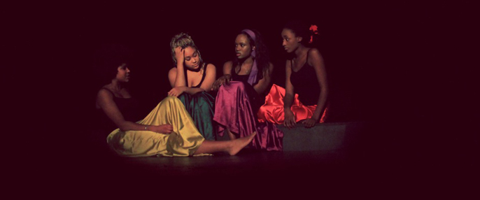 Isabel Adomakoh-Young, Naomi Maxwell, Lolia Etomi, Tasila Banda - 'Positive' [For Colored Girls]