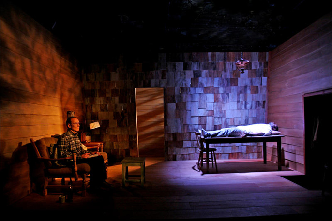 The Ones that Flutter, Theatre503