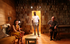The One's that Flutter is at Theatre 503