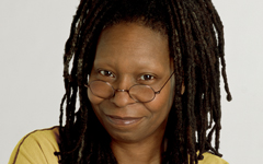 Whoopi Goldberg, co-producer, Sister Act the Musical