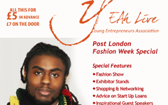 YEAh Live 4 - Post London Fashion Week Special