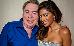 Nicole Scherzinger to star in Andrew Lloyd Webber's record-breaking Cats
