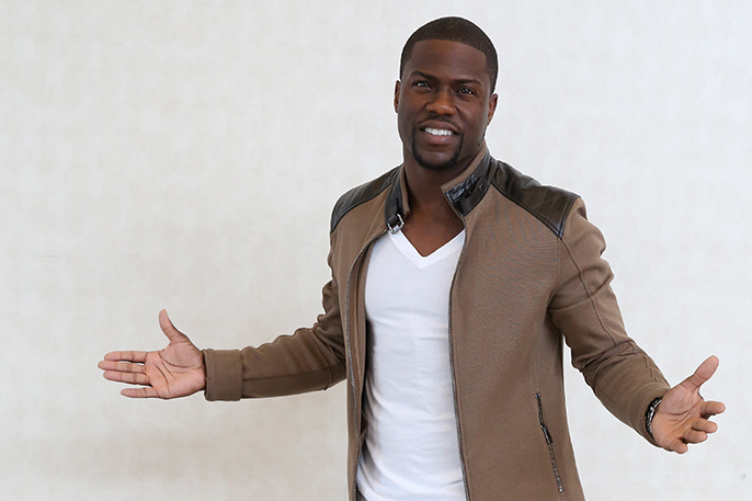 US comedy sensation Kevin Hart set to host Hartbeat Weekend