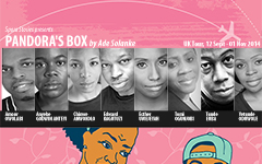 Cast announced for Ade Solanke's Pandora's Box