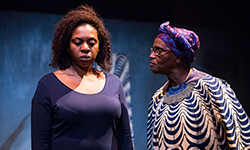 Bullet Hole by Gloria Williams  - review Park Theatre Review by Elana Joseph