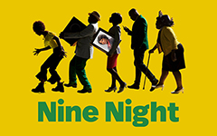 Full casting announced for the National Theatre's production of Nine Night at the Trafalgar Studios
