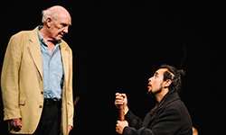 The Prisoner – review National Theatre