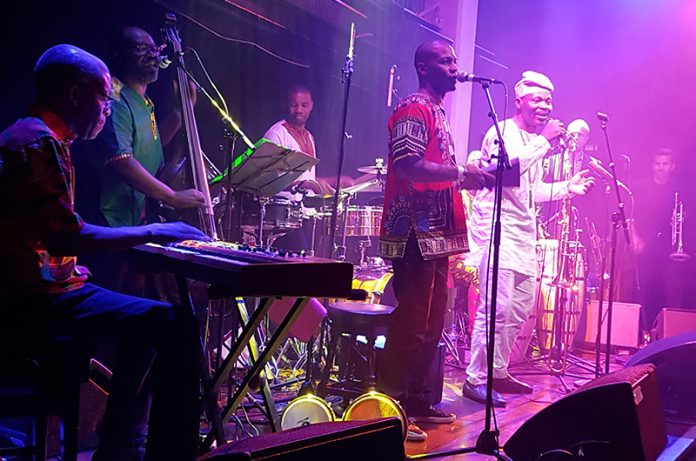 African Salsa Orchestra, Jazz Cafe 31 July 2017 (c) Biyi Adepegba, Joyful Noise