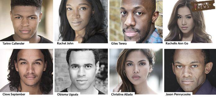 Hamilton cast announced