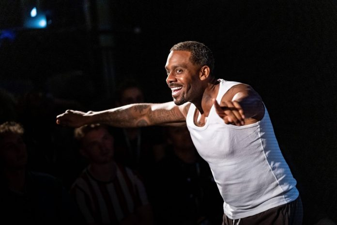 Typical starring Richard Blackwood by Ryan Calais Cameron