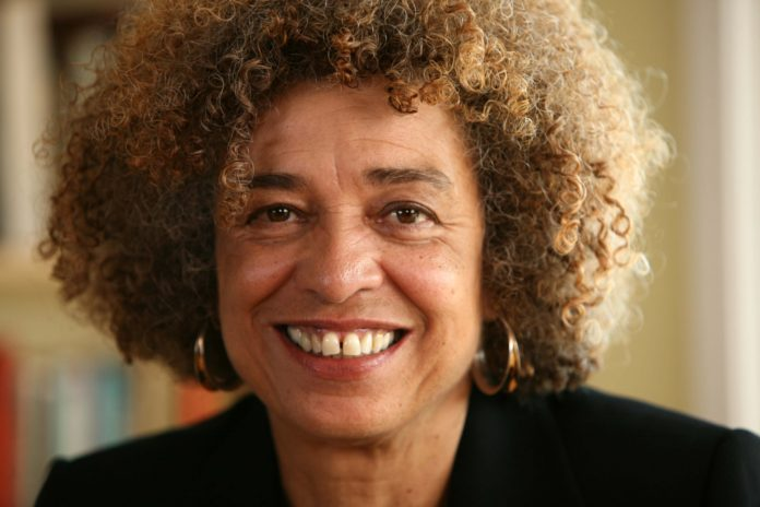 Angela Davis – Women of the World (WOW) Festival 2019, Southbank Centre, 8 March 2019