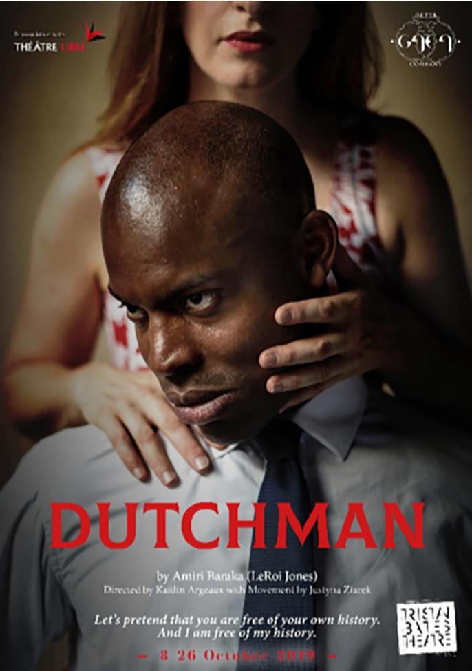 Dutchman by Amiri Baraka