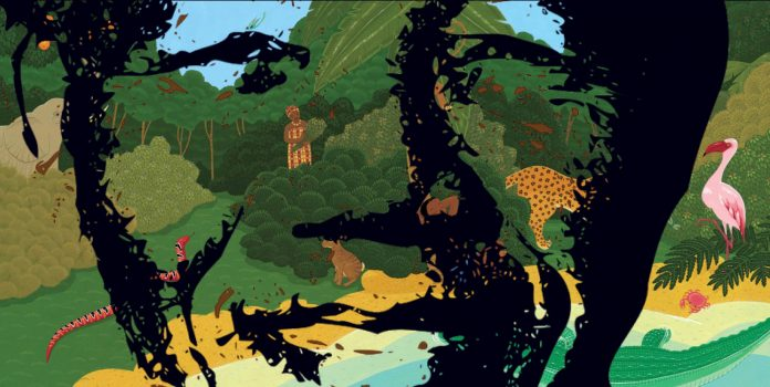 Mandela's African Tales for Children: the Snake with 7 Heads