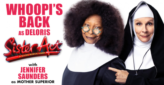 Sister Act the Musical at Eventim Apollo
