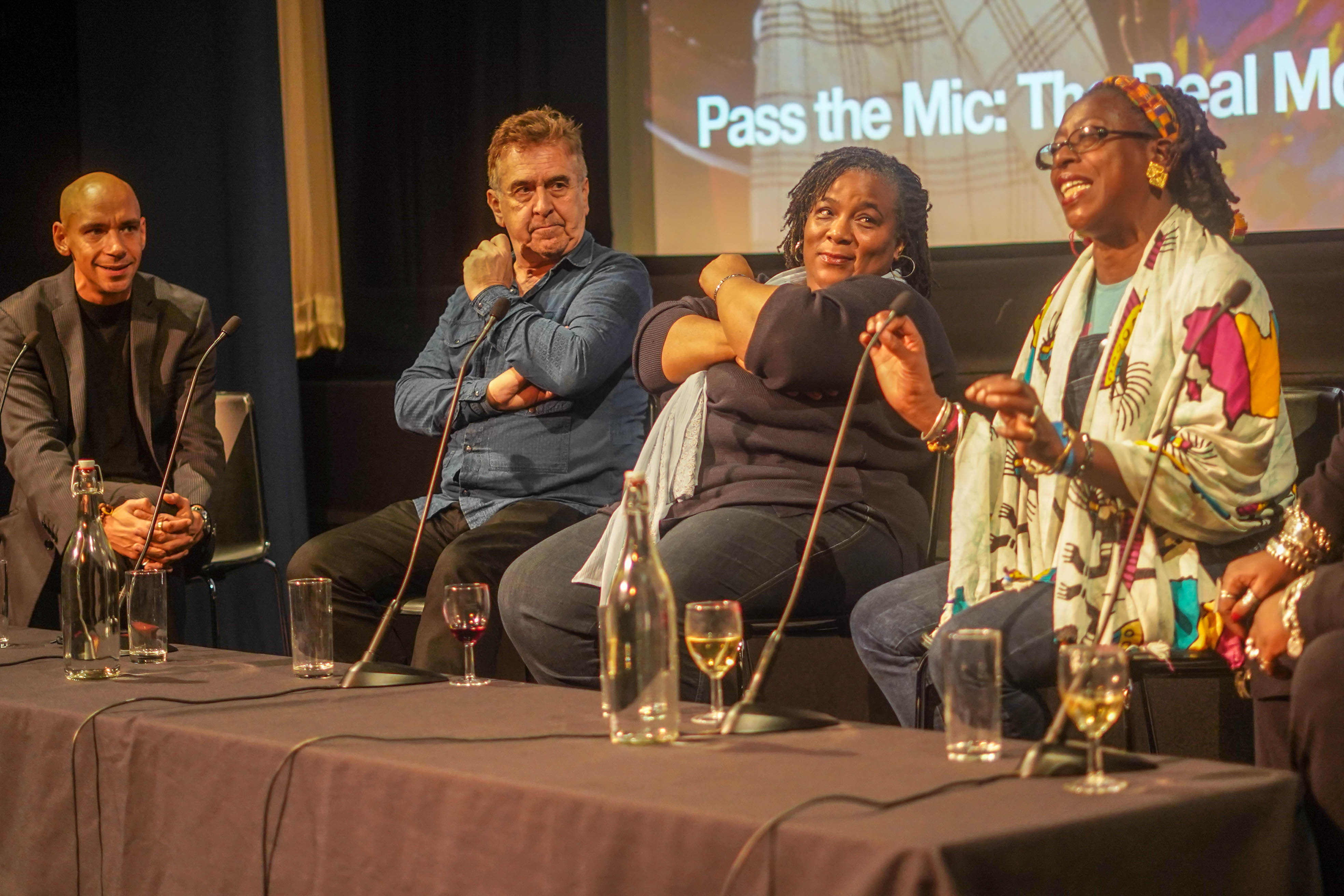The Real McCoy reunion, BFI - 17 Nov 2018