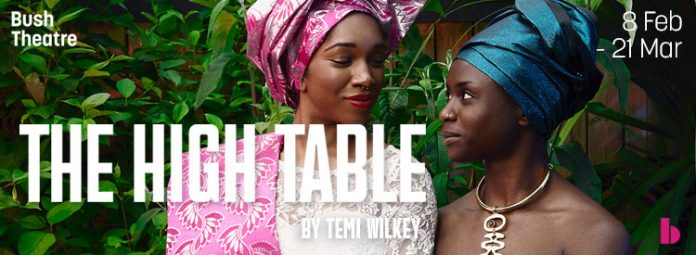 The High Table by Temi Wilkey