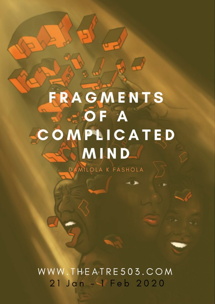 Fragments Of A Complicated Mind
