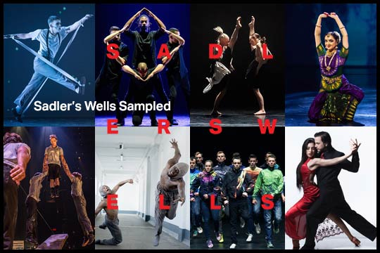 Sampled, Sadler's Wells