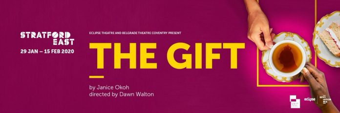 The Gift, Stratford East, London