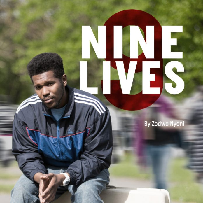 Nine Lives image featuring Lladel Bryant photo by Adam Robinson