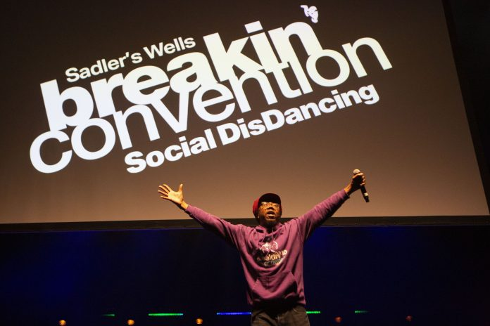 Breakin' Convention, Social DisDancing - Image copyright: Belinda Lawley