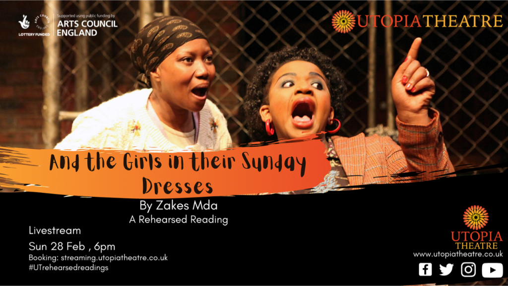And the Girls in their Sunday Dresses by Zakes Mda