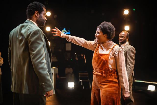 (L-R) Ako Mitchell as Mister_ T'Shan Williams as Celi…Pamela Raith