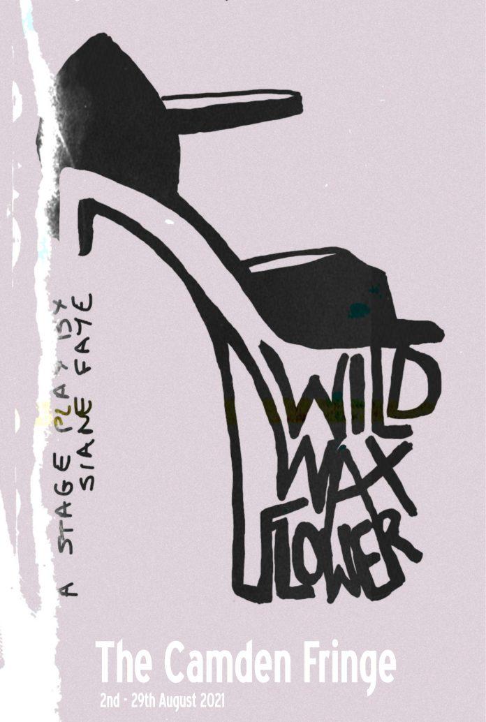 Wild Waxflower by Siane Faye