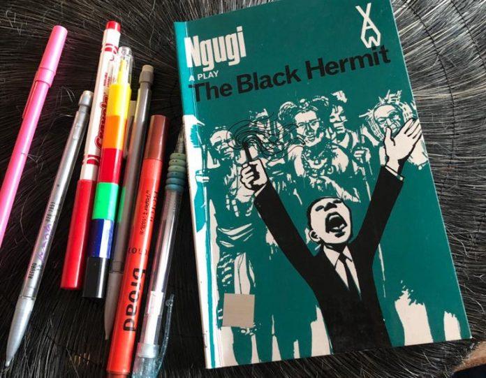 The Black Hermit, Utopia Theatre Rehearsed Reading