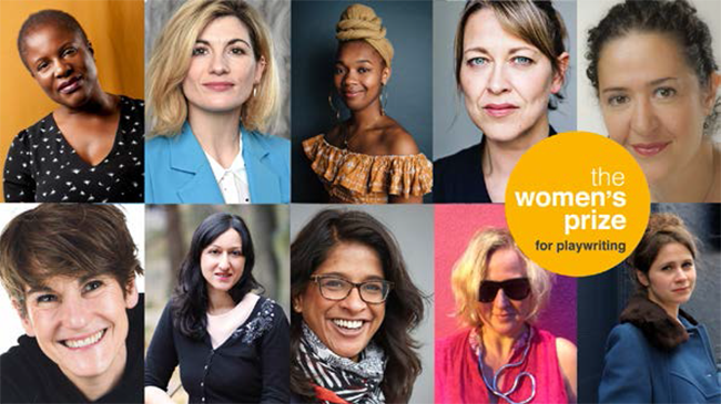 Women's Prize for Playwriting 2021