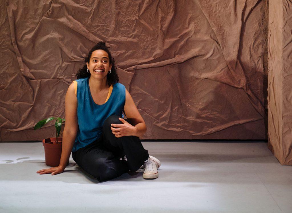 Shedding A Skin Production by Amanda Wilkin - Soho Theatre - (c) Helen Murray