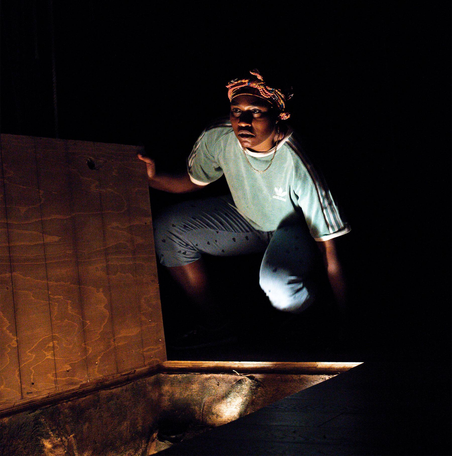 Leanne Henlon in seven methods of killing kylie jenner (c) Myah Jeffers