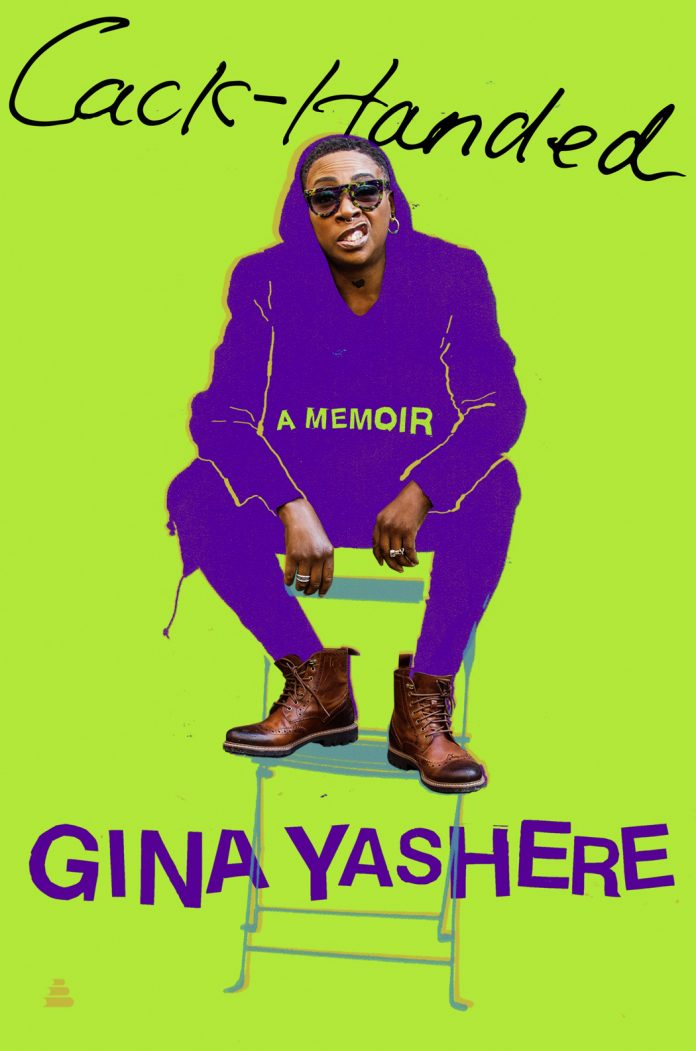 Cack-Handed by Gina Yashere