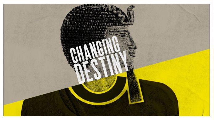 Changing Destiny by Ben Okri