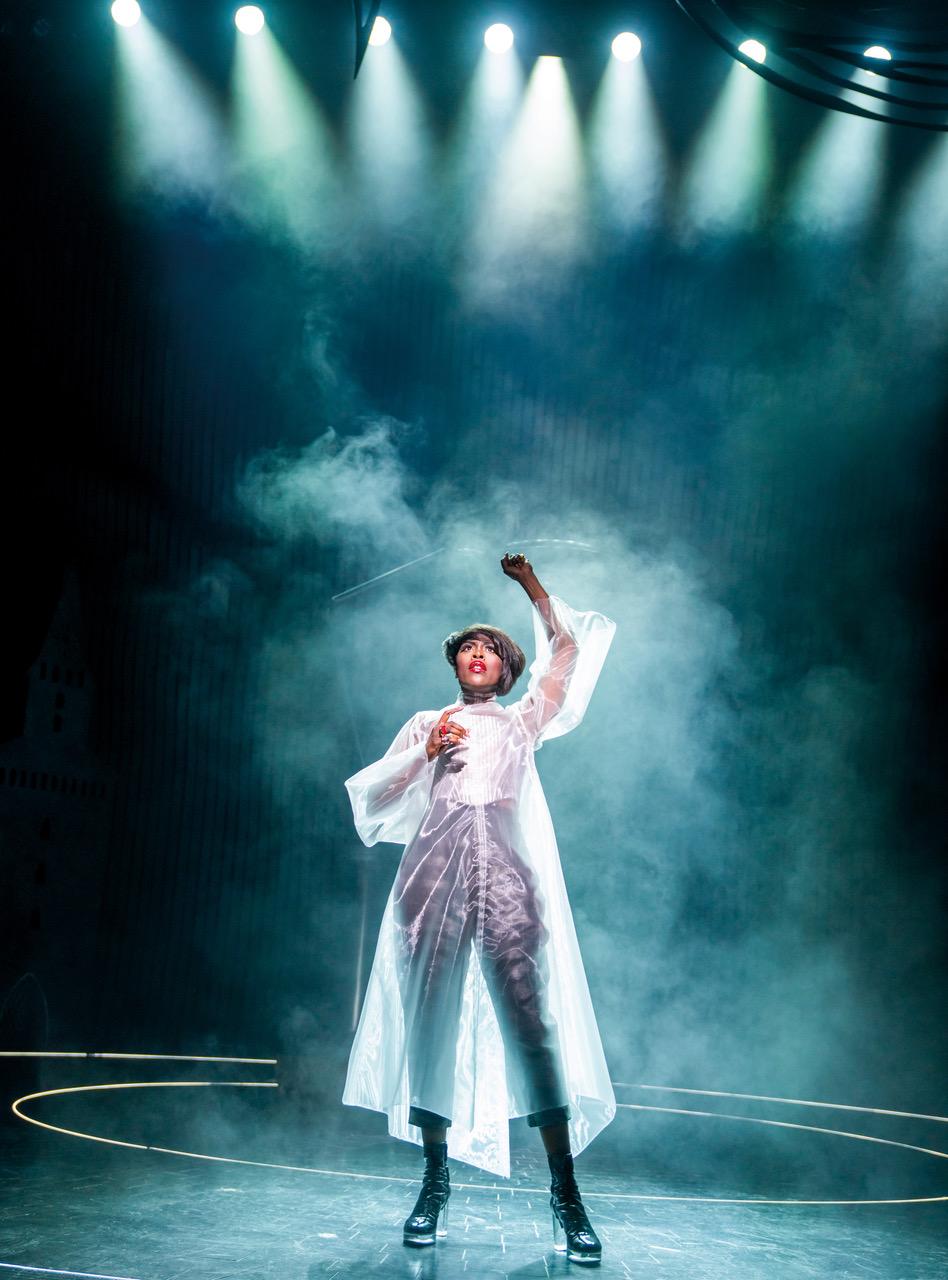 Gloria Onitiri,Andrew Lloyd Webber's Cinderella, Photo Credit Tristram Kenton